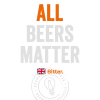 All Beers Matter - Bitter label