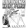 Abraham's Wheat Plow label