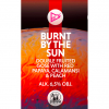 Burnt by the Sun label