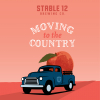 Moving To The Country label