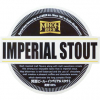 Minoh Imperial Stout label