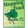 Hopping Toad label