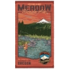 Highland Meadow Blonde Ale label
