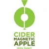Cider Magnetic Apple label