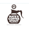 Nate's Coffee Stout label