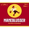 Maneblusser label