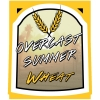 Overcast Summer Wheat label