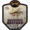 Backwoods Bastard label