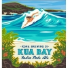 Kua Bay IPA label