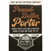 Fort Myers Brewing Company Chocolate Peanut Butter Porter