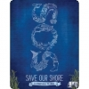 S.O.S. (Save Our Shore) label