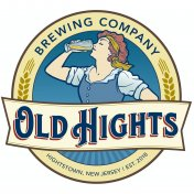 Old Hights Brewing Company logo
