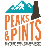 Peaks and Pints Bottleshop, Taproom and Eatery logo