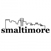 Smaltimore- Burgers, Sushi and Craft Beer logo