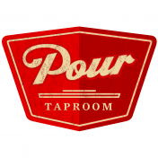 Pour Taproom Wilmington logo