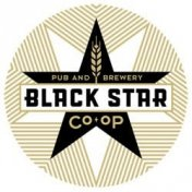 Black Star Co-op Pub & Brewery logo
