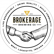 Brokerage Brewing Company logo