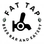 Fat Tap Beer Bar and Eatery logo