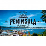Peninsula Bev Co. logo